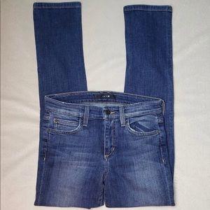 Joe's Jeans Denim Judy Skinny Jeans Size 26